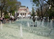 National Theather, Sofia