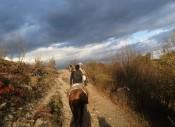 riding in Bulgaria