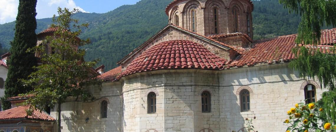 Bachkovo monastery