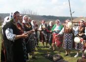 Besuch eines bulgarischen Dorfes