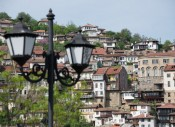 Bahnreise Bulgarien