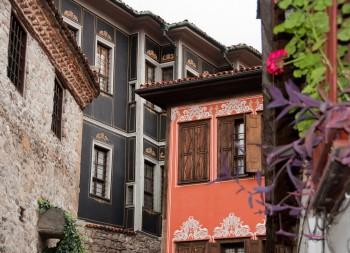 Plovdiv y el Monasterio de Bachkovo