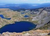 Los lagos de Rila