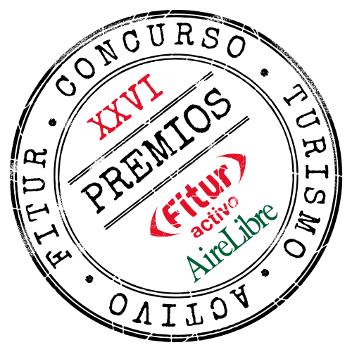Sello XXVI Concurso_Fitur-activo-AireLibre-esp-color