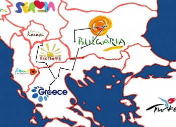 Bulgaria, Greece & Macedonia